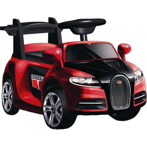 Электромобиль Jetem Bugatti V1