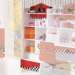 Книжный шкаф F1 Milli Willi