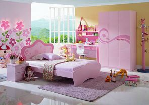 Детская комната MILLI ROSE