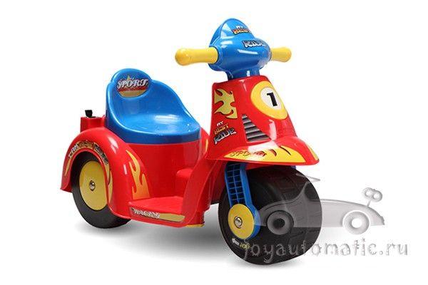 Детский мотоцикл на аккумуляторе Joy Automatic JAB31 Kiddy