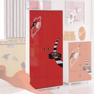 Шкаф для одежды F1, Milli Willi
