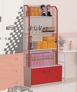 Книжный шкаф Формула Milli Willi